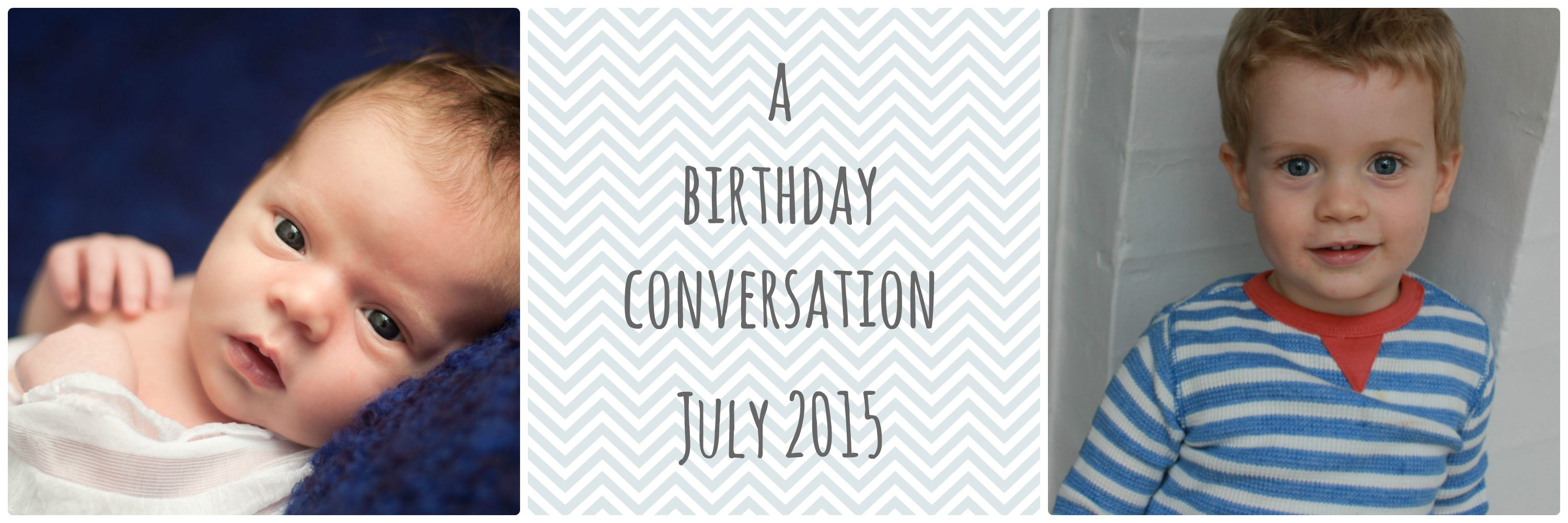 A birthday conversation - interview questions to ask each birthday