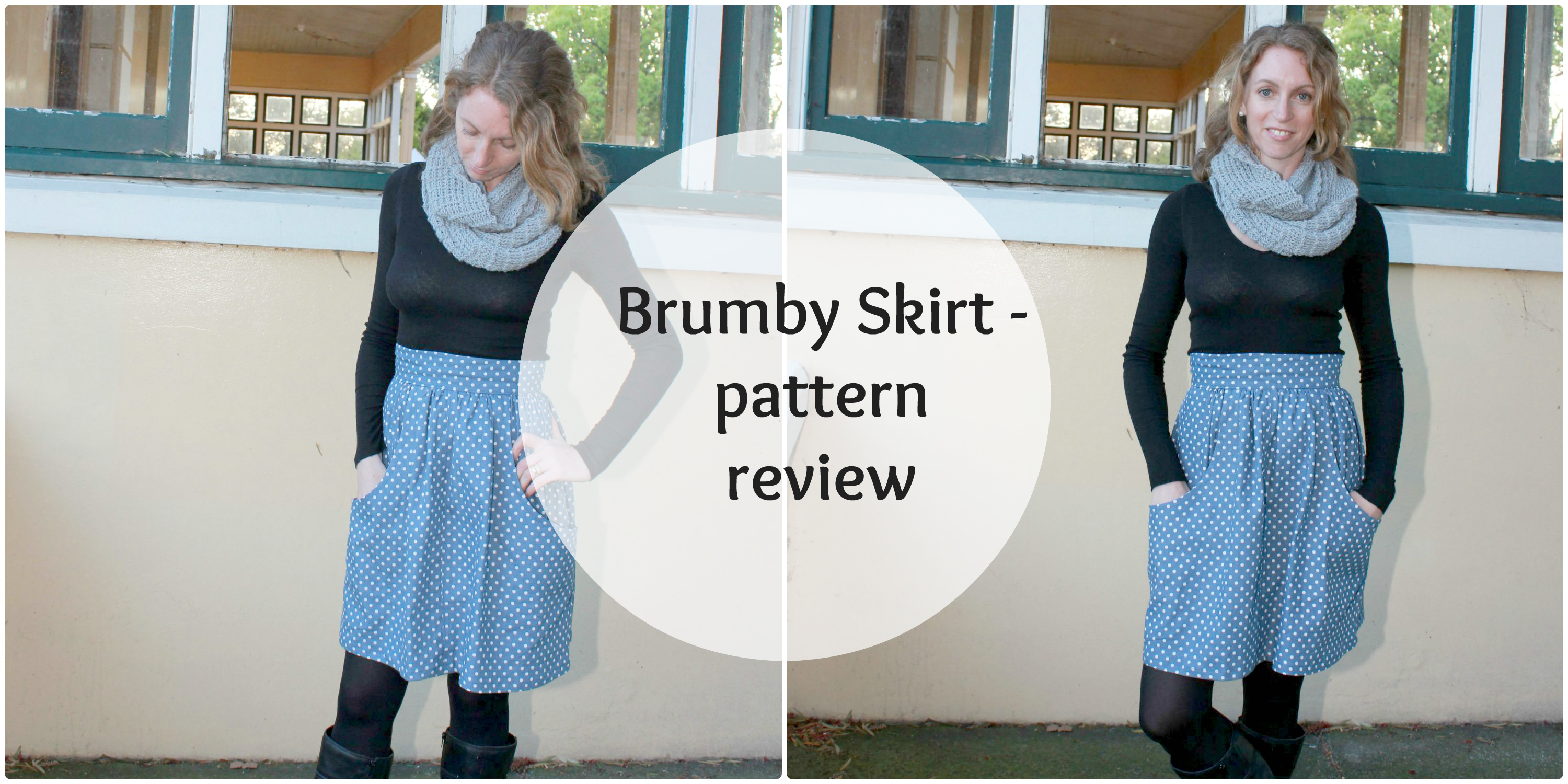 Brumby Skirt - pattern review