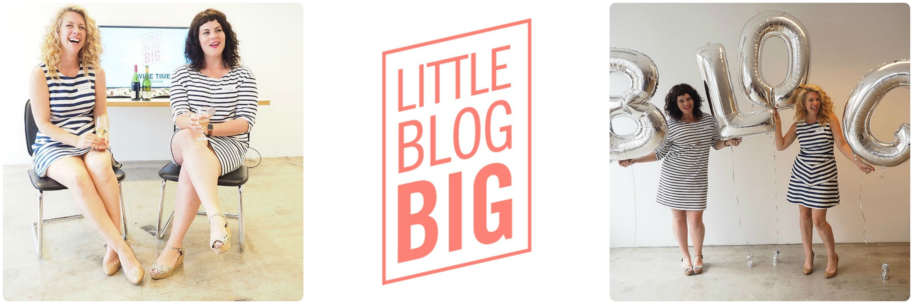 Learn to blog like a boss at a little blog big workshop