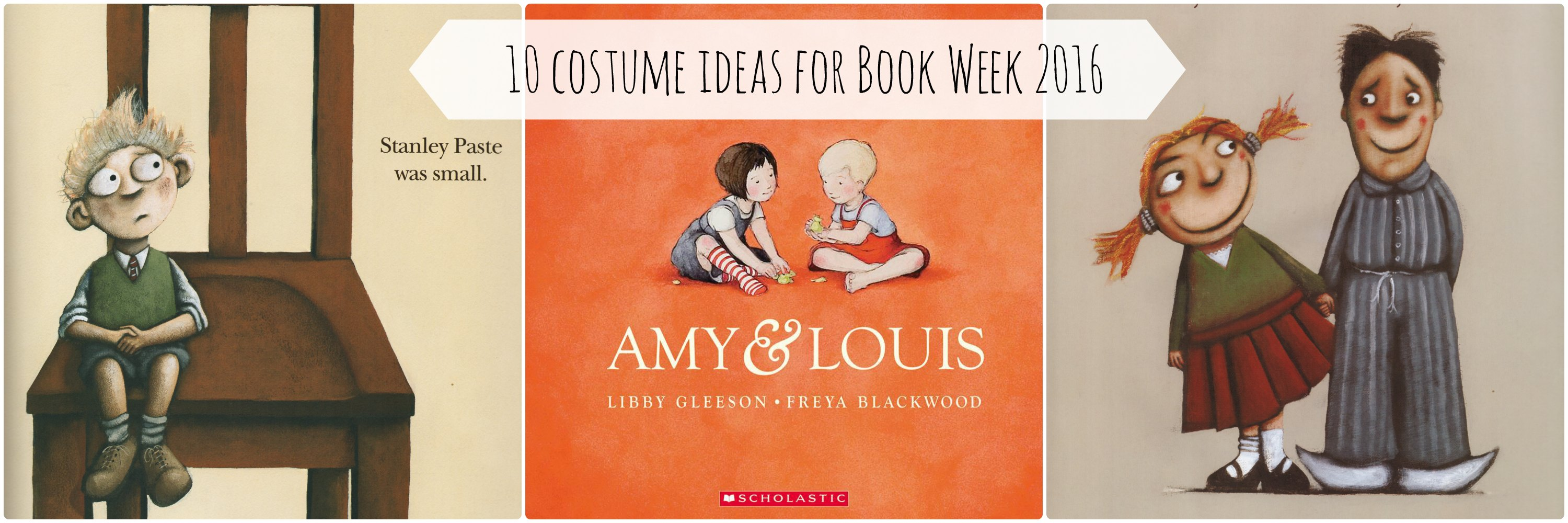 2016 book week costume ideas