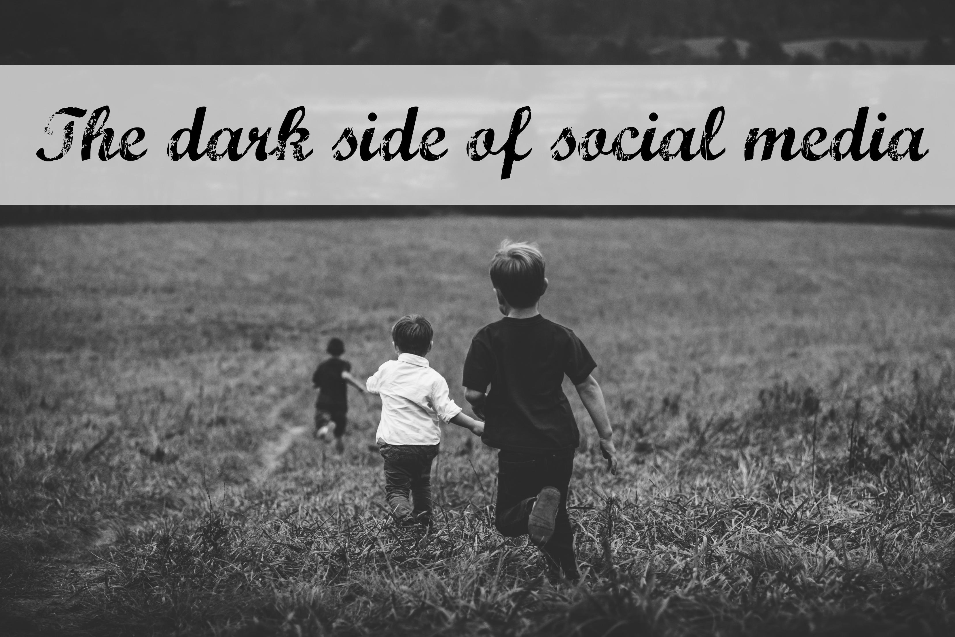 the dark side of social media cover