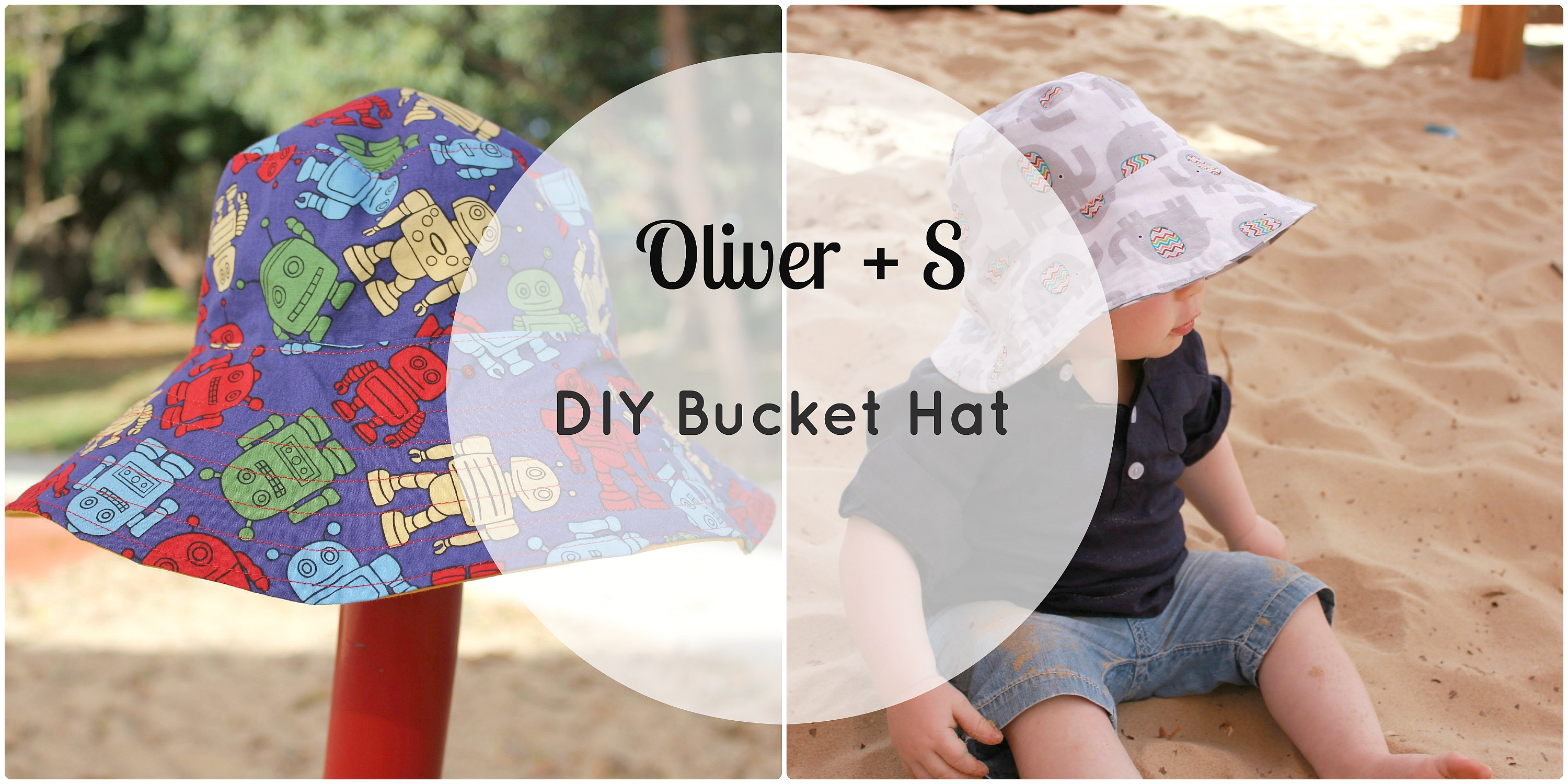 diy bucket hat oliver and s