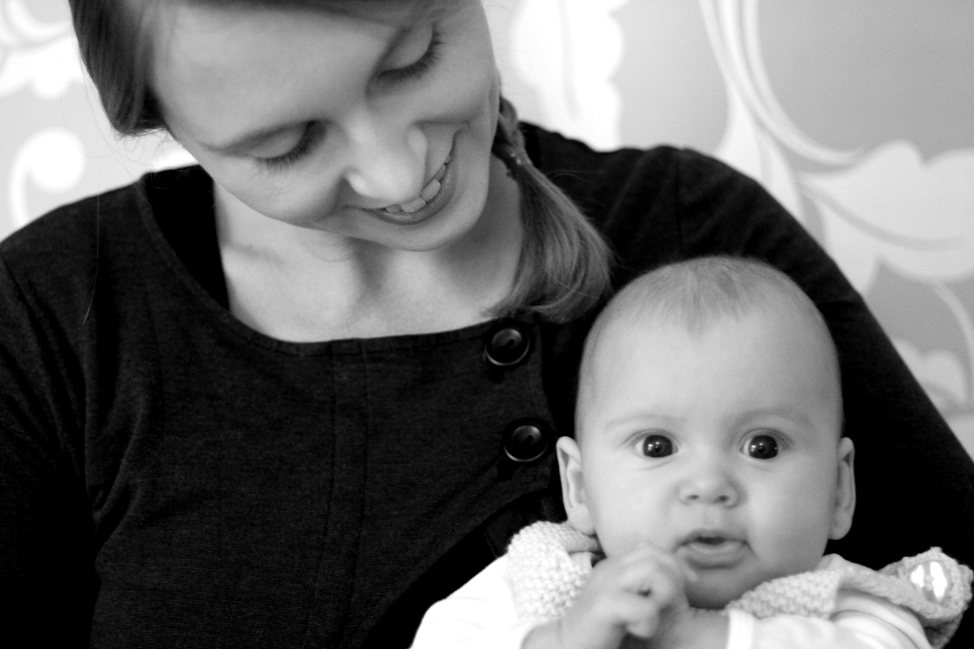 Lauren's postnatal depression story - life on wallace