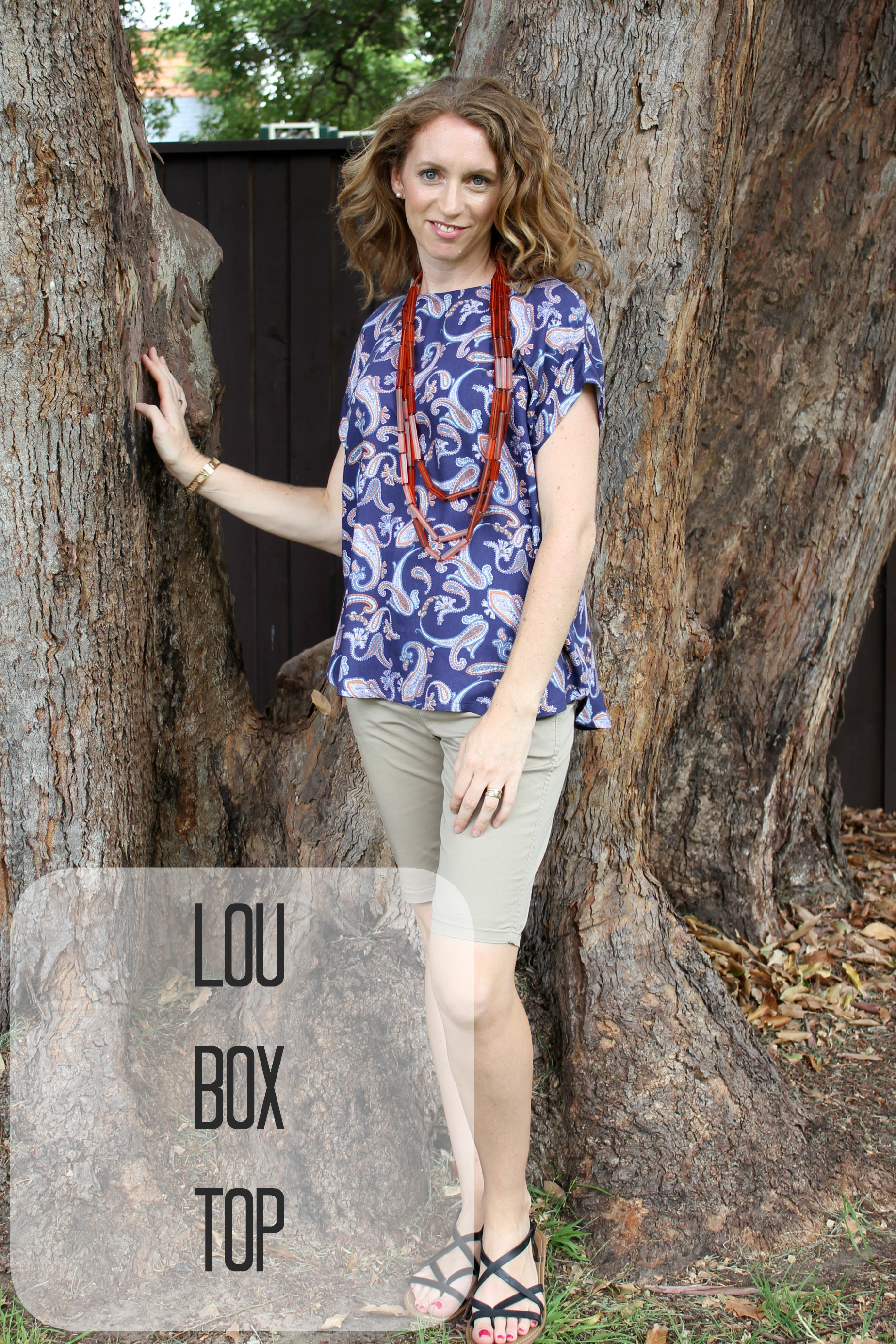 Lou Box Top - Patter Review - Cover