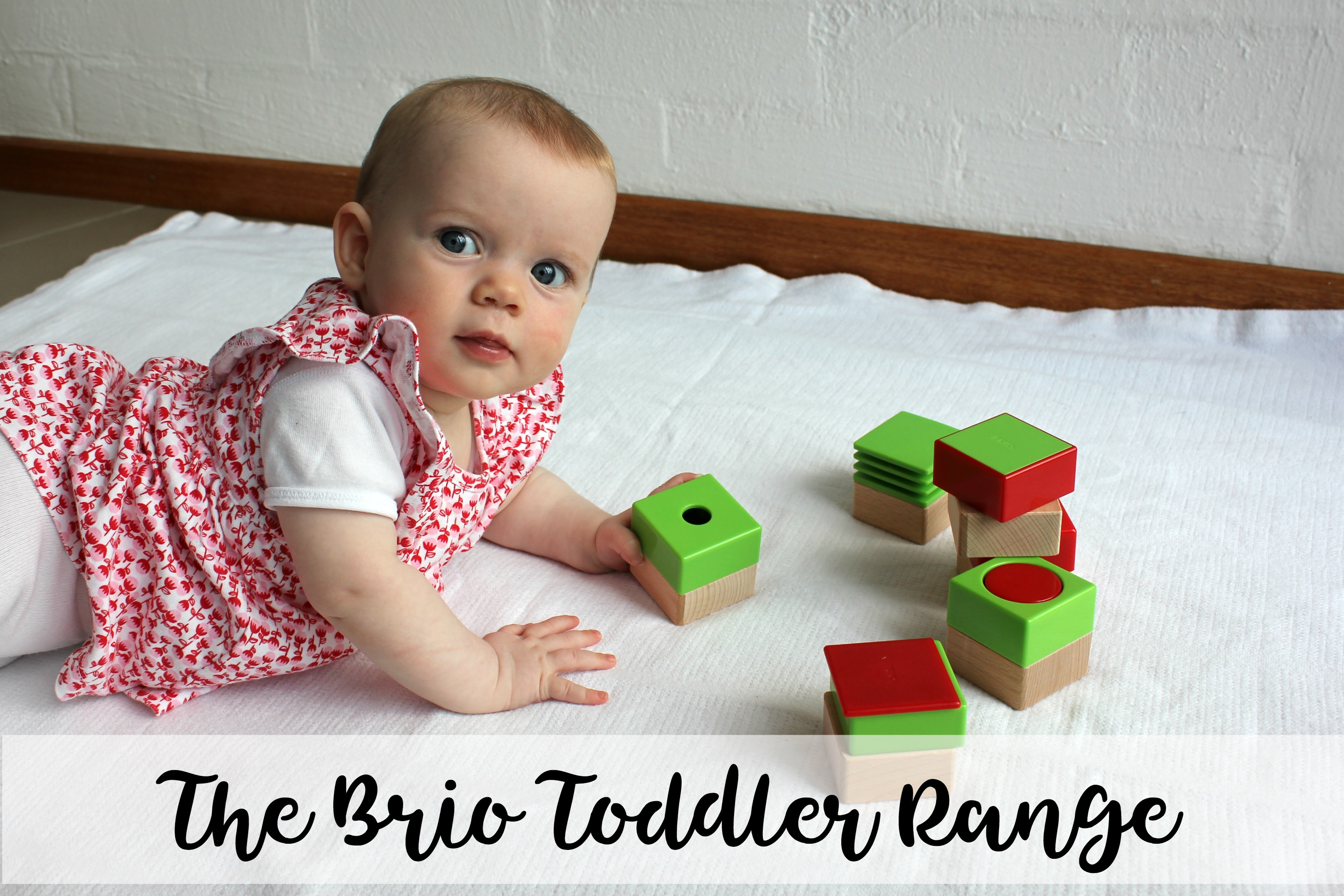 The Brio Toddler Range - toy review